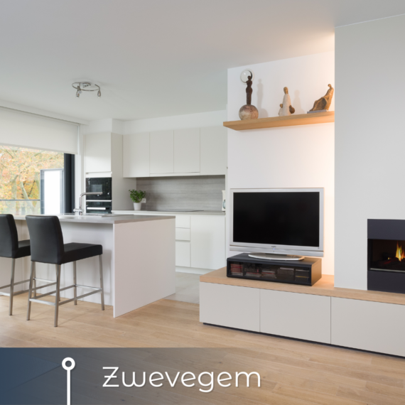 Appartement in Zwevegem - Wim Beyaert