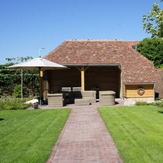 Bijbouw tuin