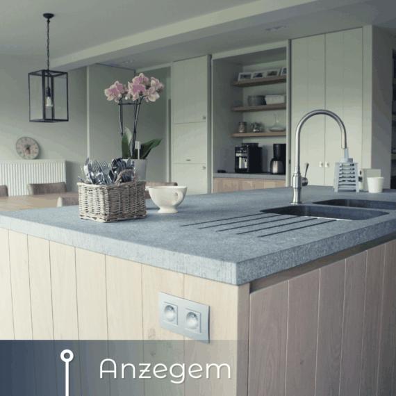 Keuken renovatie Anzegem