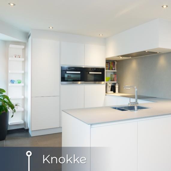 Keuken renovatie Knokke