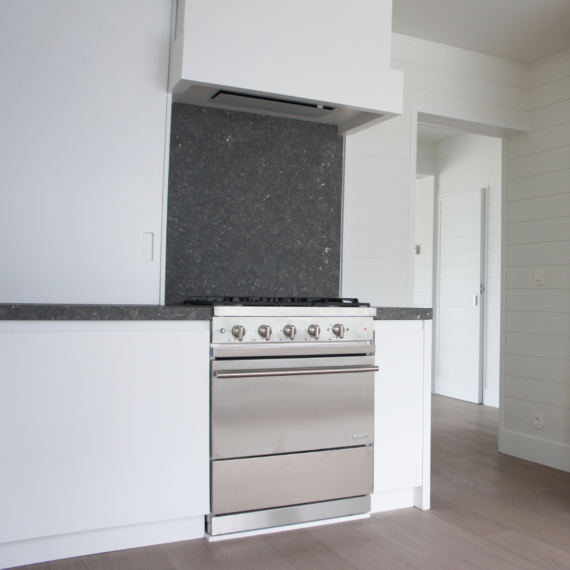 Interieur renovatie keuken