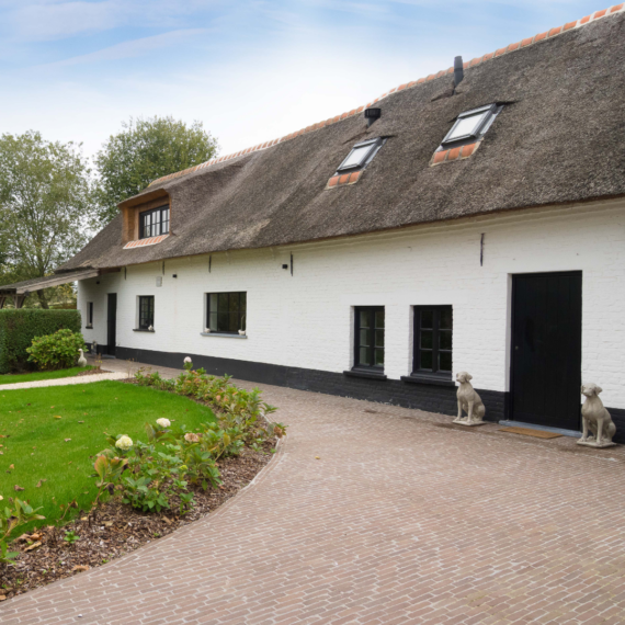 Wim Beyaert villa Melden