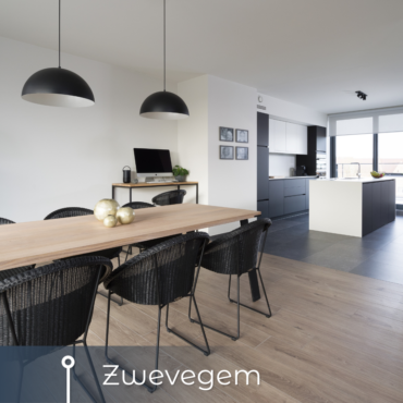 Nieuwbouw appartement Zwevegem